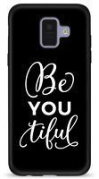 Husa Samsung Galaxy A6  2018 - Silicon Matte TPU Be You