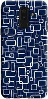 Husa Samsung Galaxy A6 Plus 2018 - Silicon Matte TPU Blue Navy