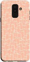 Husa Samsung Galaxy A6 Plus 2018 - Silicon Matte TPU Blush