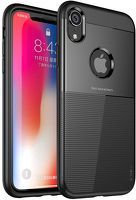Husa   iPhone XR iPaky Shield Flexible TPU - negru