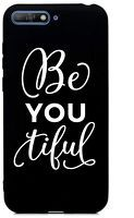 Husa Samsung Galaxy Y6 2018 - Silicon Matte TPU Be You