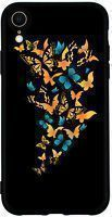 Husa iPhone XR - Silicon Matte - Butterfly.1