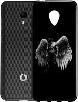 Husa Vodafone Smart N9 Lite - Silicon Matte TPU Angel.1