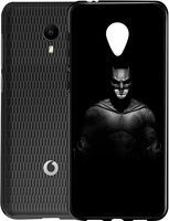 Husa Vodafone Smart N9 Lite - Silicon Matte TPU Batman