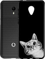 Husa Vodafone Smart N9 Lite - Silicon Matte TPU Cat.1