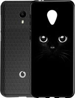 Husa Vodafone Smart N9 Lite - Silicon Matte TPU Cat.2