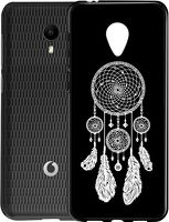 Husa Vodafone Smart N9 Lite - Silicon Matte TPU Dreamcacher.1