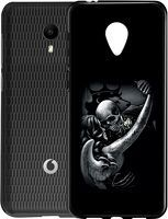 Husa Vodafone Smart N9 Lite - Silicon Matte TPU Forever in Love