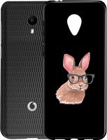 Husa Vodafone Smart N9 Lite - Silicon Matte TPU Mr. Rabbit