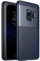 Husa  Samsung S9 iPaky Shield Flexible TPU - bleumarin