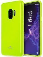 Husa   Silicon Samsung Galaxy S9 Goospery Mercury Jelly - lime
