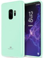 Husa Silicon Samsung Galaxy S9 Goospery Mercury Jelly - mint