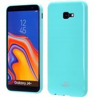 Husa Samsung Galaxy J4 Plus 2018 Mercury Jelly Case TPU - mint