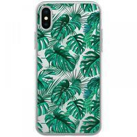 Husa iPhone X - Silicon TPU Tropical