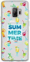 Husa Samsung Galaxy S9- Silicon TPU Summer Time