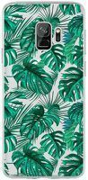 Husa Samsung Galaxy S9- Silicon TPU Tropical.2