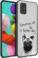 Husa Samsung A51 - Silicon Matte - Better Day