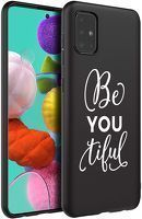 Husa Samsung A71 - Silicon Matte - Be You 2
