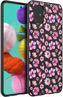 Husa Samsung A71 - Silicon Matte - Butterfly 1