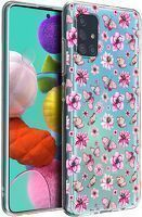 Husa Samsung A71 - Silicon Matte - Butterfly 2