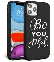 Husa iPhone 11 Pro Max- Silicon Matte - Be you 2