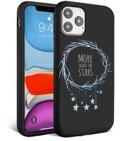 Husa iPhone 11 - Silicon Matte -More than the stars