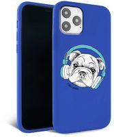 Husa iPhone 11 Pro Max- Silicon Matte - Cool dog