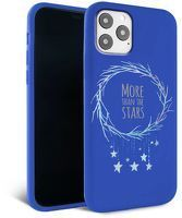Husa iPhone 11 Pro Max- Silicon Matte - More than the stars