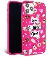 Husa iPhone 11 Pro Max- Silicon Matte - Sweet girl